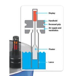 Controle Mecânico de Nível para Tonéis