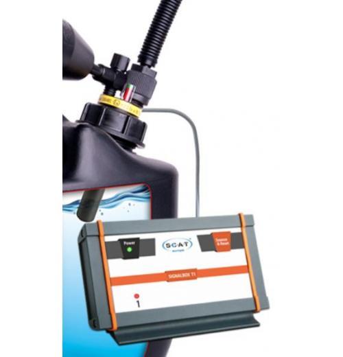 Controle Eletrônico de Nível para Bombonas