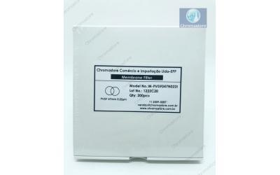 PVDF (fluoreto de polivinilideno)